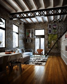 VrayWorld - Loft Style