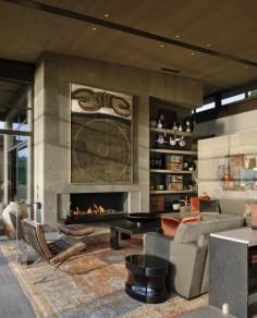 Washington Park Residence in Seattle by Sullivan Conard Architects