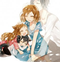 watch wolf children | We may still have a while to wait for OreImo's second season , but ...
