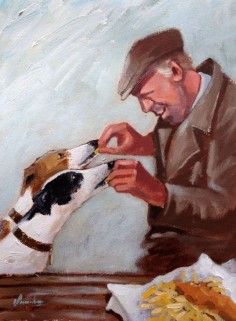 Well it is  - Steve Sanderson Blackpool Artist