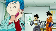 When Goku and Vegeta find out Bulma has a sister!