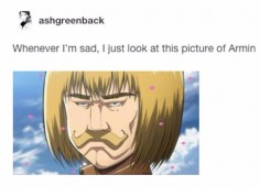 When they found stuff to look at when they're sad: | 19 Tumblr Posts That Are Too Real For Anime Fans