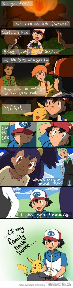 Why is this so sad): ? Miss Misty and Brock