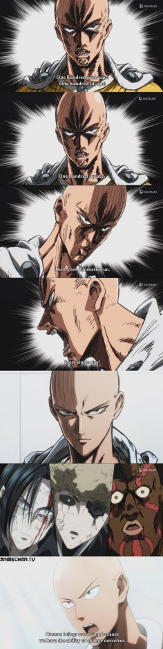 Why One Punch Man Is So Strong!