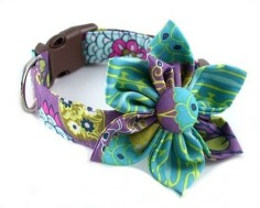 Wish I was this creative! These are so great! Awesome product for girly dogs