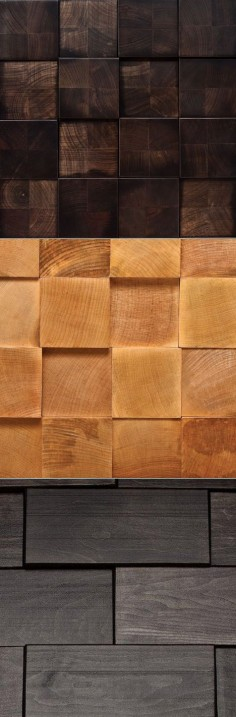 Wooden Wall (& Flooring) Tiles