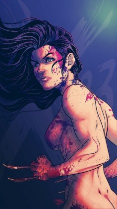 X-23 by  on @deviantART