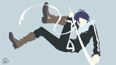 Yato (Noragami) Minimalist by Lucifer012 on DeviantArt