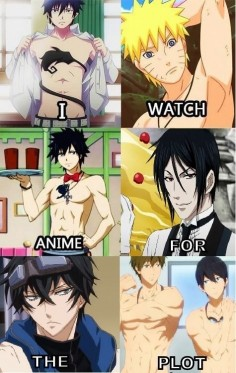 I so  *Cough* HAHAHA NOPE!!!!! OREKI!!!! GRAY-SAMA!!! AND LEVI!!! I LOVE YOU!!! OH!! I CANT FORGET YUKINE AND KYO!!!