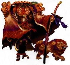 Yojimbo (Summon) - Final Fantasy X