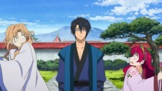 yona of the dawn | akatsuki_no_yona-01-yoon-hak-yona-love_triangle-romance-comedy ...