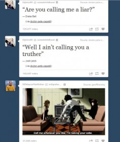 """you can call me whatever you want, I'm taking your cake"" ~L : Death Note"
