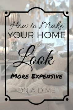 You HAVE TO check out these 10 AWESOME cheap home decor hacks and tips! I'm trying to decorate on a budget and these money saving tips are THE BEST! They've helped me out SO MUCH Definitely pinning for later!