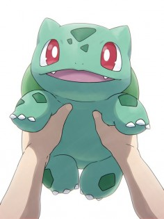 Your my baby bulbasaur♡