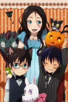 Yukio & Rin #ao no exorcist