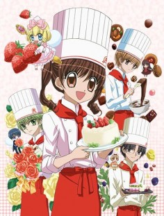 Yumeiro Patissiere - I love this anime! And there is so much eye candy (food wise)