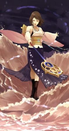 Yuna, Final Fantasy X