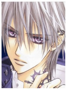 Zero!!! ♥ sorry Kaname, but I reeeally don't like you. Team Zero!