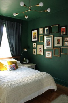 accent wall color!