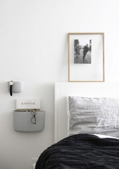 bedroom inspiration / scandinavian interior