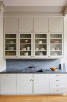 Drew-Lang-Carroll-Gardens, simple flat panel cabinetry