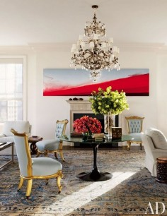 Interior Designers Who Inspire Me | Vicente Wolf - laurel home