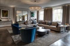 Knightsbridge Penthouse | Staffan Tollgard