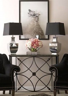 Lamps, table and
