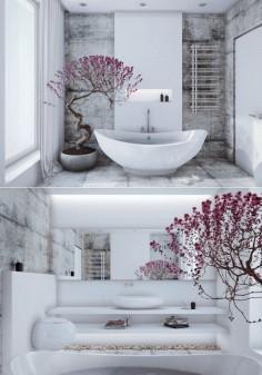 Le salon zen dans votre demeure à l'inspiration minimaliste et épurée, et avec un style naturel et apaisant. Pourquoi pas ?