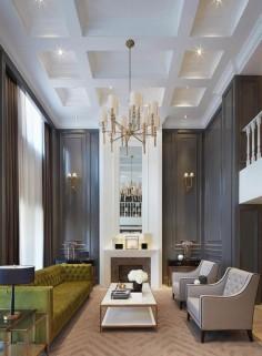 Living Room, Interior Design, Living Room Decor, Living Room Interior Design, Modern Decor For more inspirations: