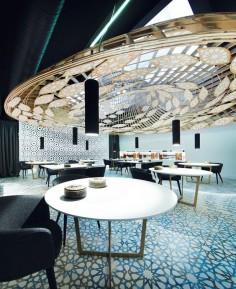 noor restaurant gg architects córdoba spain