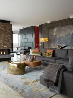 osiris hertman studio / penthouse, den haag