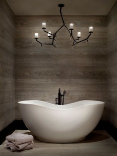 replicate this look with Zenati & Edri  re pinning for the bath