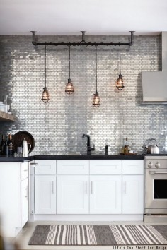 There are several new tile designs, colors & shapes entering homes this year. See the latest looks interior designers are endorsing as the hottest trends.