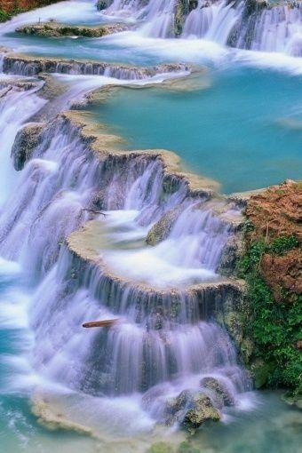 """Honda National City >> beautymothernature: """"Beautiful Blue Waterfall Love Moments"""