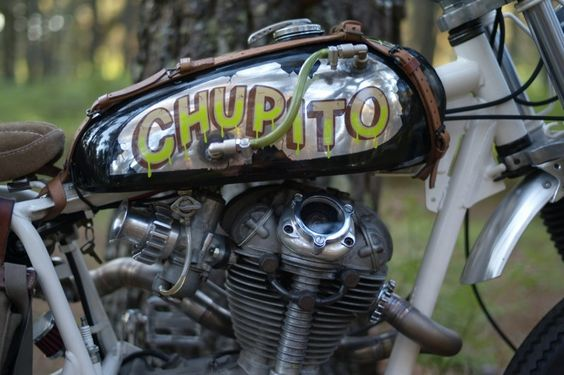 CHUPITO! BY EL SOLITARIO MC