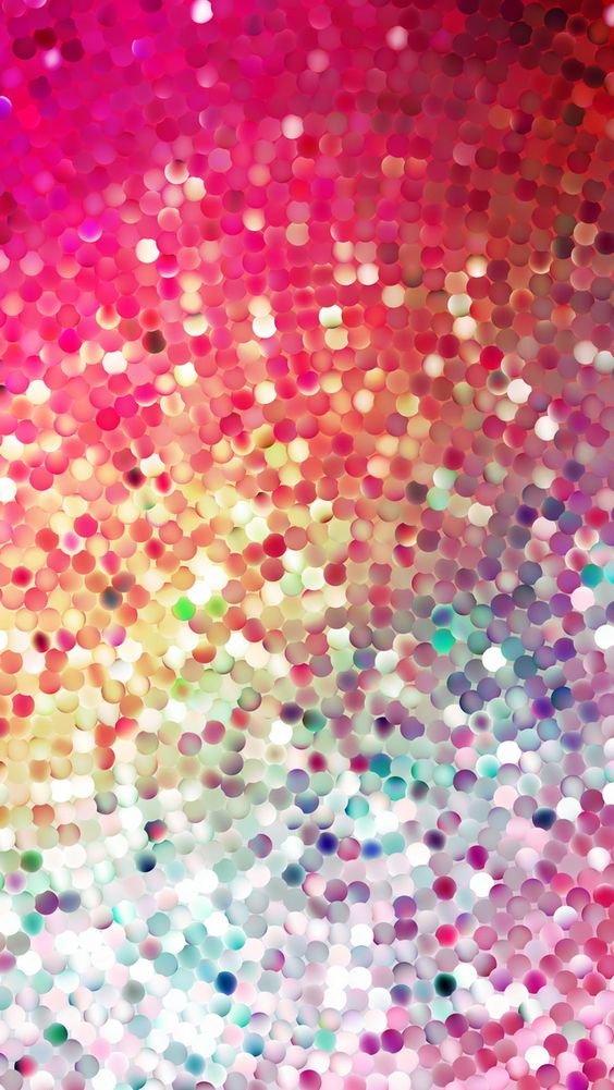 Colorful Glitter - Tap to see iPhone Glitter & Sparkle Wallpapers Collection. @mobile9