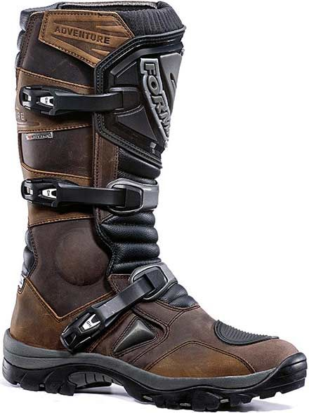 Perfect For The Snow Forma Adventure Motorcycle Boots