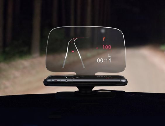 Update Your Car with a $30 Heads-Up Display • Gear Patrol
