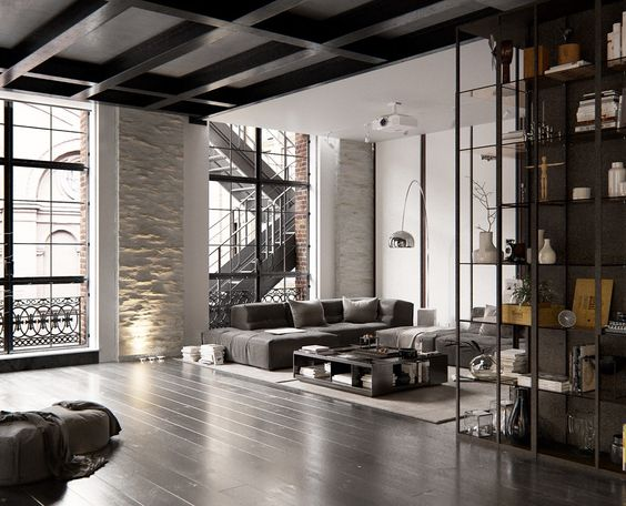 2 Chic and Cozy Cosmopolitan Lofts | Design Sticker