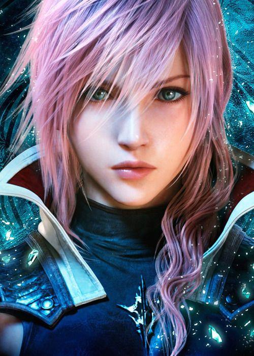 lightning returns  final fantasy xiii ok  not manga  but incredible graphics