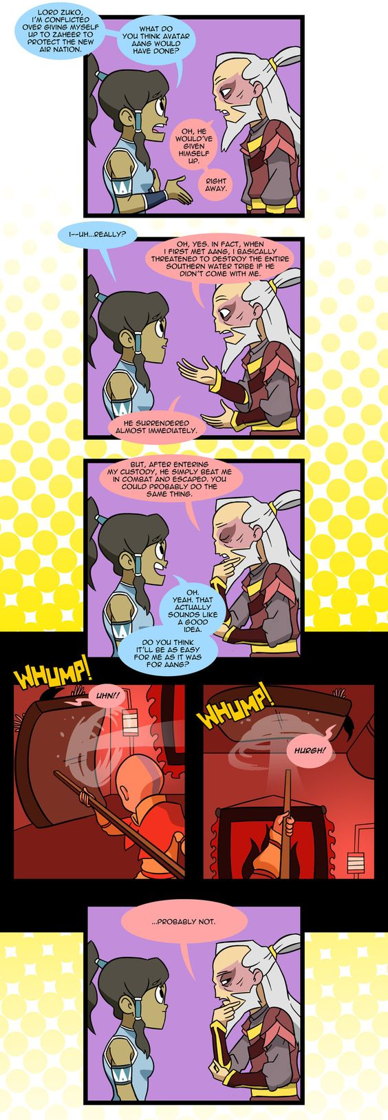 LoK: Verbatim Ultimatum by Neodusk on deviantART