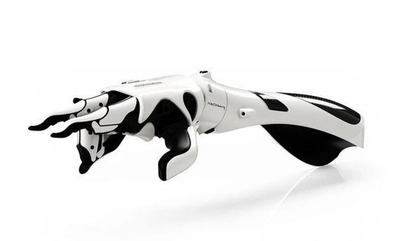 Open-Source Cyborg Hand is Making Prosthetics More Accessible Than Ever 5/30/15