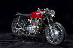 1971 HONDA CB350 - BLAKE & DAD - RETURN OF THE CAFE RACERS