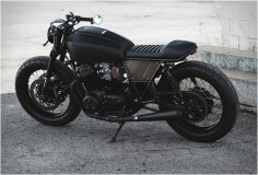 1978 Honda CB750 | by Clockwork Motorcycles » Design You Trust. Design, Culture & Society.