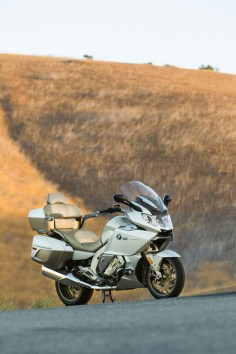 3) Best Touring Bike: BMW K1600GTL (cont.) Okay, it can touch $30,000 when you buy the flagship Exclusive model, but this thing is a 7 Series sedan on two wheels, replete with active headlight, stability control, satellite radio, and connectivity galore.