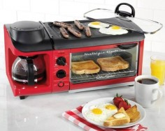 3 in 1 Retro Breakfast Station