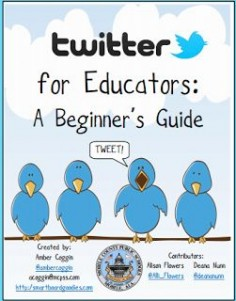 A guide made to help teachers utilize Twitter effectively for the classroom. I believe this could be very useful as many secondary education students are using social media outlets, with Twitter being one of the largest, and this is an easy way to reach students.