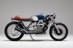 A Moto Guzzi Le Mans with V11 power from Kaffeemaschine - Bike EXIF