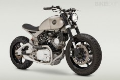 Another brutal Yamaha Virago XV920 custom from John Ryland's Classified Moto workshop. Would you ride it?